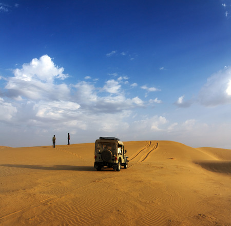 4 wheel: 4 wheel drive in desert - off-road safari