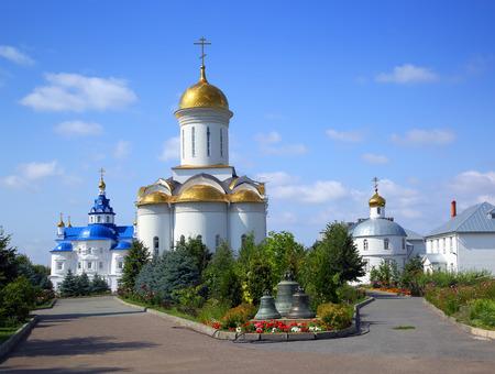 monasticism: Zilants orthodox monastery in Kazan Russia