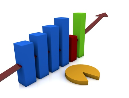 Graphic and charts Stock Photo - 16998523