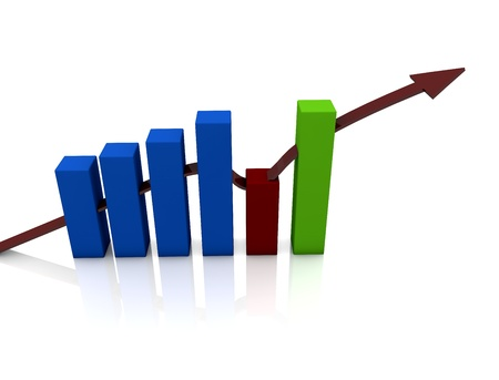 Graphic and charts Stock Photo - 16998519