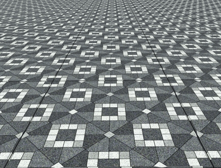 tiling: tiling Stock Photo