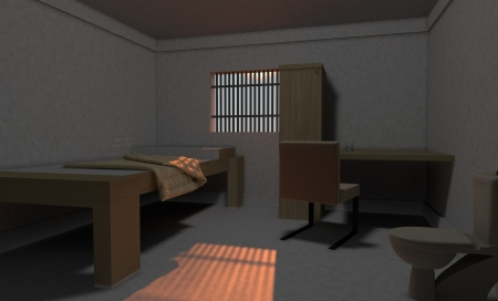 Jail Stock Photo - 17119607