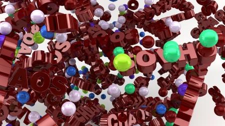 disorganization: Chaos