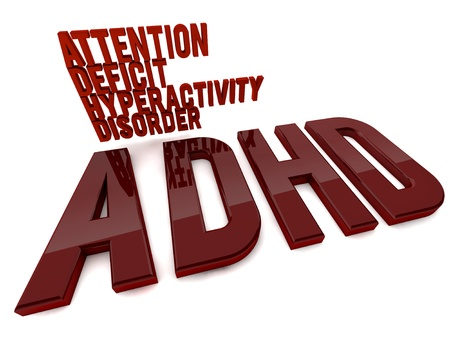 ADHD Stock Photo - 19251270
