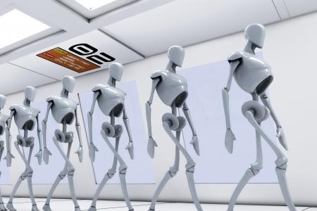 humanoid: Humanoid SCIFI