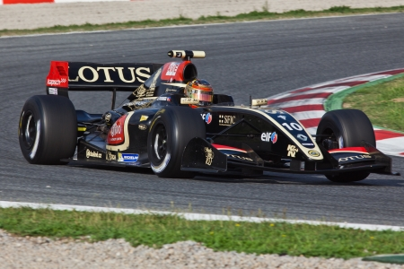 World Series by Renault Circuit de Catalunya  Barcelona-Spain  19 - 20 October 2013 Team  Lotus Driver   Marlon Stockinger