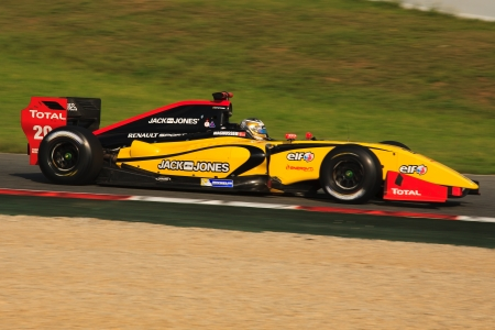 World Series by Renault Circuit de Catalunya  Barcelona-Spain  19 - 20 October 2013 Team  DAMS Driver  Kevin Magnussen