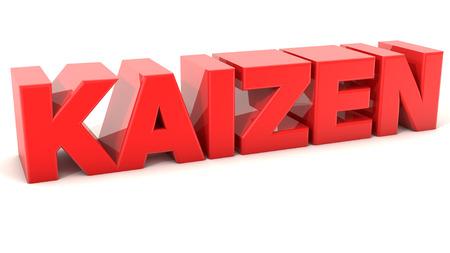 Kaizen 写真素材