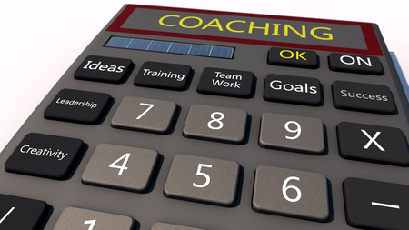 Coaching concepts photo