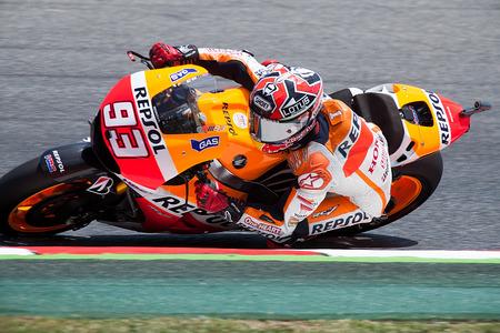 repsol honda: Monster Energy Grand Prix of Catalunya MotoGP  Driver MARC MARQUEZ  REPSOL HONDA TEAM Editorial
