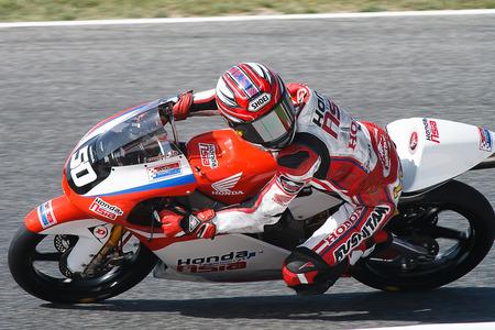 repsol honda: Driver Ono Hiroki  Team Honda Asia  FIM CEV Repsol Editorial