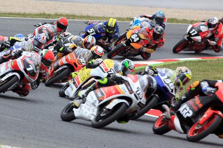 Moto3 Race  FIM CEV Repsol International Championship Editorial