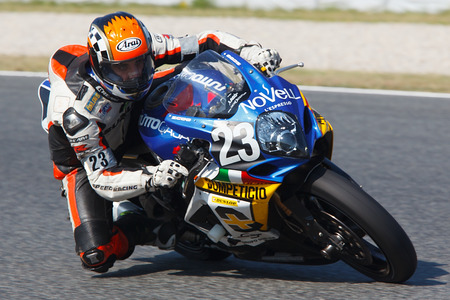 martinez: Rider Alex Martinez  Team   Competicio  24 hours OF CATALONIA Motorcycling competition  July, 5, 2014 Editorial