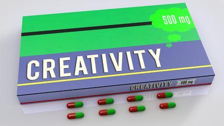 creativity: Creativity medicines