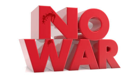 no war: No war Stock Photo