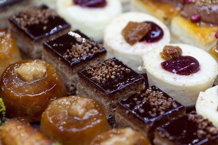 varied: Pastry varied