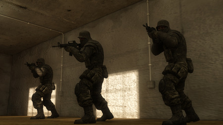 squad: Swat squad