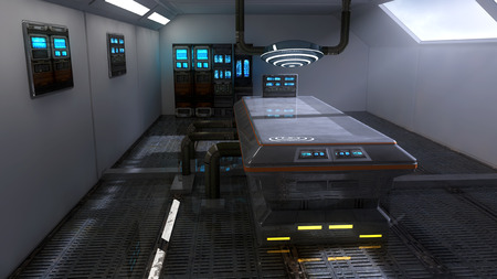 미래의 객실 구조