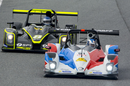 proto: Endurance Proto Race.  V de V Endurance Series at Circuit de Barcelona. Montmelo, Spain. March 21, 2015