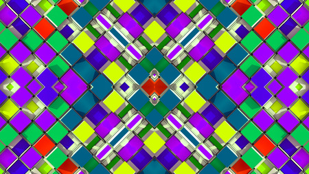 symmetry: Abstract symmetry and colors