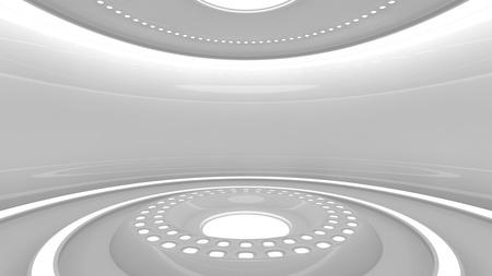 Futuristic SCIFI set 3d