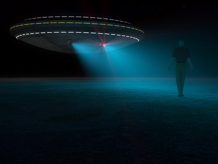 abduct: Ufo attacking and abducting
