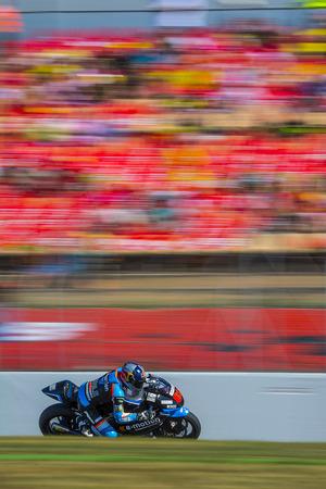alt: FLORIAN ALT. EMOTION TEAM IODARACING. Monster Energy Grand Prix of Catalunya MotoGP. June14 2015 Barcelona Spain