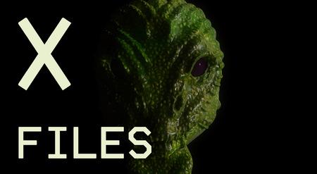 x files: X files alien
