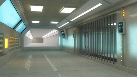 jail: Futuristic jail