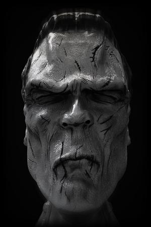 armageddon: Alien monster portrait