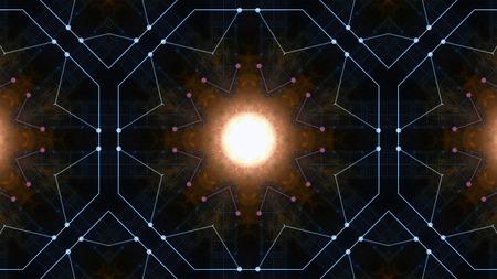 mandala: Abstract background mandala pattern