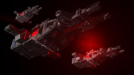 scifi: SCIFI UFO concept