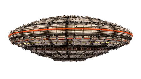 OVNI nave espacial extraterrestre