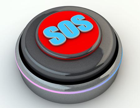 sos: SOS button