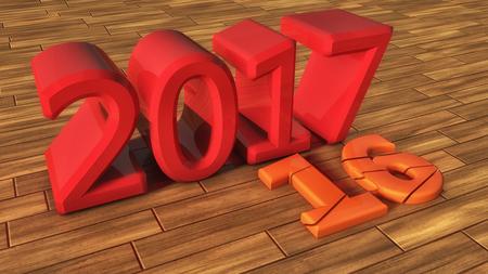 countdown: Year 2017 countdown
