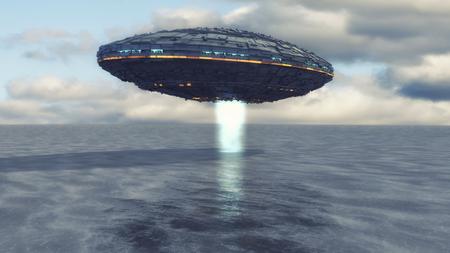 UFO spaceship technology