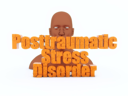 3d head and posttraumatic stress disorder text