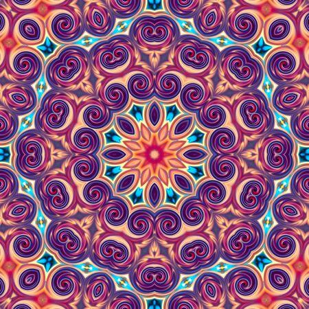 Abstract colorful background illustration design Archivio Fotografico - 129159573