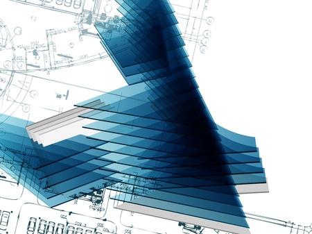 Resumen de antecedentes de los planos arquitect�nicos y de construcci�n de modelos protoboard