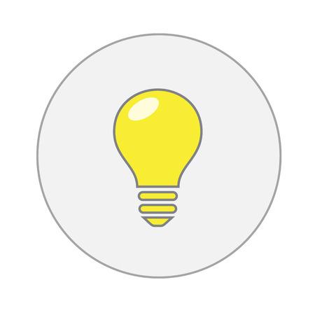 scriibble: Lightbulb icon