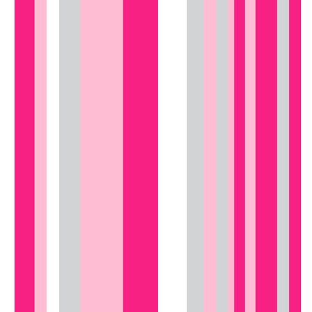 Striped pattern with stylish colors. Pink and grey stripes. Background for design in a vertical strip