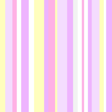 Striped pattern with stylish and bright colors. Pink, yellow and violet stripes. Background for design in a vertical strip. Boho style