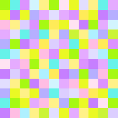 Seamless multicolored pattern. Texture. Abstract geometric wallpaper of the surface. Pastel light colors. Decorative pattern for print or fabric