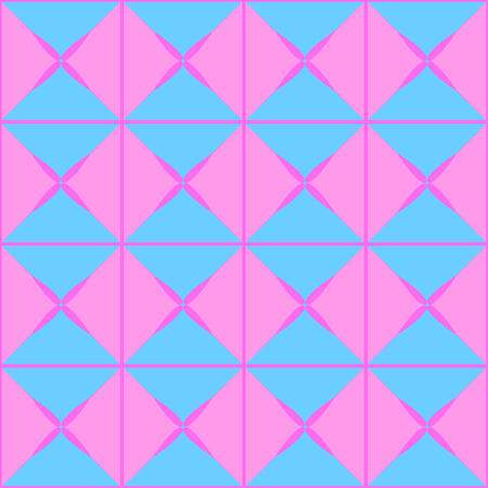 Seamless multicolored pattern. Texture. Abstract geometric wallpaper of the surface. Bright and cute colors. Decorative pattern for print or fabric