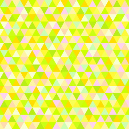 Seamless triangle pattern. Abstract geometric wallpaper of the surface.