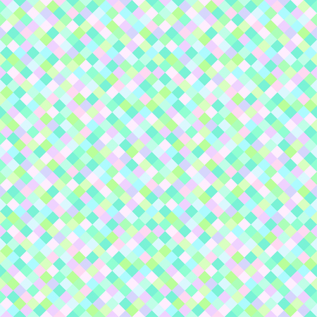 Seamless multicolored pattern. Checkered background. Abstract geometric wallpaper of the surface. Bright colors. Print for polygraphy, posters, t-shirts and textiles. Doodle for design. Greeting cards