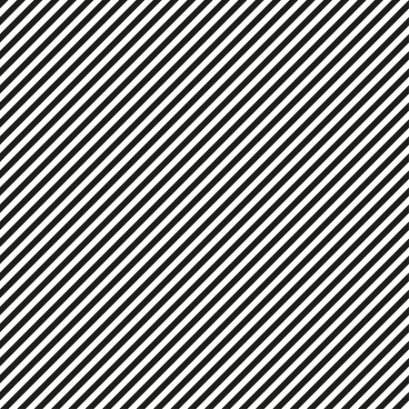 Seamless diagonal pattern with stripes. Abstract geometric wallpaper of the surface. Striped stylish pattern. Stock Illustratie