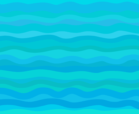 Abstract geometric wallpaper of the surface. Cute background. Bright colors. Pattern with lines and waves. Multicolored texture. Decorative style. Dinamic texture. Doodle for design Illustration