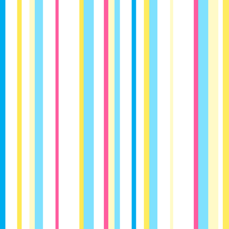 Seamless colored pattern. Striped background. Abstract geometric wallpaper of the surface. Print for polygraphy, posters, t-shirts and textiles. Doodle for design