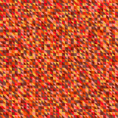 Seamless triangle pattern. Multicolored background. Checkered geometric wallpaper of the surface. Bright colors. Print for banners, t-shirts and textiles. Doodle for design 向量圖像